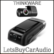 THINKWARE U1000 4K UHD FRONT & REAR DASHCAM, WIFI, CLOUD, MOBILE APP, G SENSOR
