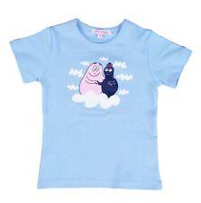 Vêtement Barbapapa T-shirt manches courtes bleu Barbapapa pour enfant : taille 1