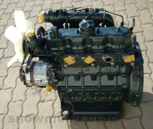 Dieselmotor Motor Kubota V2203 48,1PS 2197ccm gebraucht BHKW Diesel
