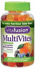Vitafusion Multi-Vites, Gummy Vitamins For Adults, 150-Count ,Exp 10/2017