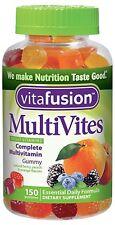 Vitafusion Multi-Vites, Gummy Vitamins For Adults, 150-Count ,Exp 10/2017