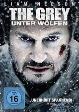 DVD * THE GREY - UNTER WÖLFEN | LIAM NEESON # NEU OVP §