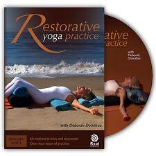 Restorative Yoga Practice DVD w/ Deborah Donohue