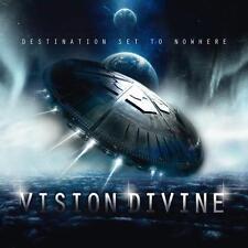 VISION DIVINE Destination Set To Nowhere 2 CD SET LIMITED