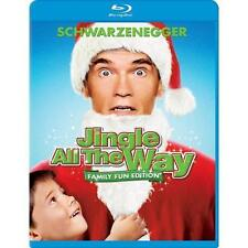 Jingle All the Way (Blu-ray Disc, 2008, 2-Disc Set, Checkpoint Sensormatic...