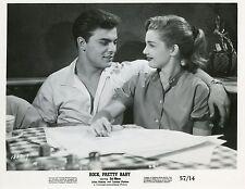 SAL MINEO JOHN SAXON LUANA PATTEN ROCK PRETTY BABY 1956 VINTAGE MOVIE STILL N°5