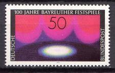 Germany - 1976 Centenary Bayreuther Festspiele Mi. 896 MNH