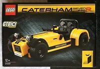 LEGO IDEAS  CATERHAM SEVEN 620R  Ref 21307  NUEVO A ESTRENAR