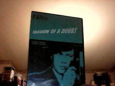 Shadow of a Doubt Dvd. Teresa Wright, Joseph Cotten. Region 2.