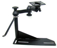RAM Tough Laptop Floor Mount with Swing Arm Assembly Crown Vic Police