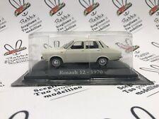 "DIE CAST "" RENAULT 12 - 1970 "" SCALA 1/43 RBA AUTO INDIMENTICABILI"