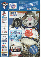 DEL PLAY OFF: KASSEL HUSKIES - NÜRNBERG ICE TIGERS, 24.03.2002, SAISON 01/02