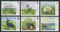 Alderney 2015  ** / MNH - Yvert -   Correo 527/532 Flora y fauna (6 val.)