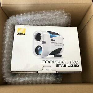 Nikon Laser range finder for golf COOLSHOT PRO STABILIZED From Japan NEW