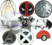 Pokemon World of Warcraft Avengers Hydra Star Trek Deadpool X Men Belt Buckle