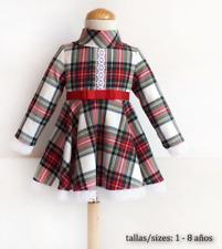 SEWING PATTERNS Paper Pattern Printed pattern GIRL'S DRESS WITH CIRCULAR SKIRT