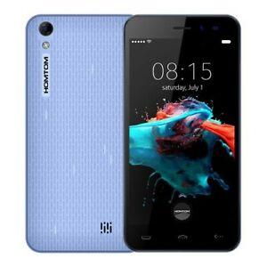 Homtom HT16 - 3G de 5.0'' HD (Android 6.0, Dual SIM,Quad Core, 8Gb ROM+1Gb RAM,