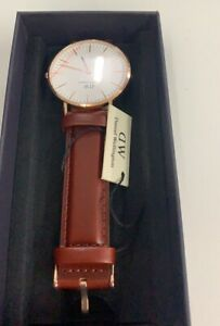 Daniel Wellington Classic Leather Strap Men&Women's watch 40mm/36mm