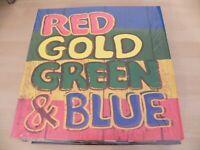 Red Gold Green & Blue - Various Artists - Double LP Vinyl - New TROJAN
