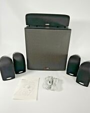 Polk Audio Blackstone TL1900 5.1 Home Theater Speaker System (w. Subwoofer)