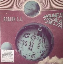 Rodion G.A. - Misiunea Spațială Delta Soundtrack LP