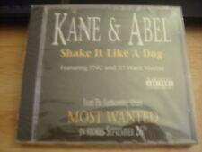 SEALED RARE OOP Kane & Abel CD singl Shake It Like A Dog rap 5th Ward Weebie PNC