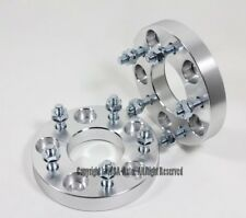 2 Pcs Wheel Spacers Adapters 5X120.7 To 5X120.7 | 7/16"
