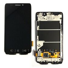 Motorola Droid Ultra XT1080 MAXX 1080M LCD Display Touch Screen Assembly + Frame