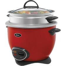 Oster CKSTRCMS14-R-NP 14 Cup Rice Cooker & Steamer