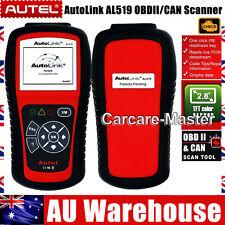 Autel AutoLink Al519 Car Engine Fault Diagnostic Tool OBDII Code Reader AU STock