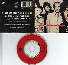 Rolling Stones  CD-SINGLE ALMOST HEAR YOU SIGH  ( 3inch )