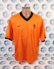 NETHERLANDS NATIONAL TEAM 2000 2002 FOOTBALL SOCCER SHIRT JERSEY TRIKOT NIKE XL