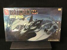 BATMAN BATWING AMT Ertl 1:25 Model Kit DC SEALED RARE