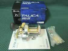 New SHIMANO TALICA 16 II TAC 16II 2-Speed Fishing Reel *1-3 Days Fast Delivery*