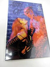 Alley Baggett ALLEY CAT #2 Exclusive Photo Cover Comic Book