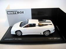 Nice 1/43 Lamborghini P140 Prototype Whitebox  Bomporto Italia