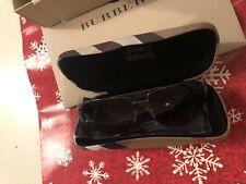 Burberry London Unisex Sunglasses B 3042 Purple Check Design B New & Gift Bag
