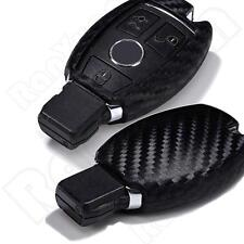 Carbon Fiber Remote Keyless Key Cover Case Shell for Mercedes Benz CL,CLA,AMG,GL