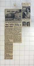 1959 Mixed Housing, Norris Road, Sale, One Big Happy Family