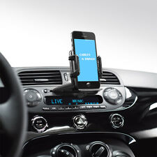 For Samsung MINI, NOTE 2, 3 Car CD Slot Phone GPS MP3 Holder Mount Stand