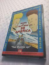 Beavis and Butt-Head Do America (Original Paramount DVD) NEW SEALED 90s Animated