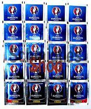 PANINI - UEFA EURO 2016 - 20 Booster Tüten a' 5 Karten