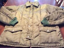 62787935e5b7c Walls Blizzard Pruf Vintage Insulated Mens Jacket Army Green See  Measurements