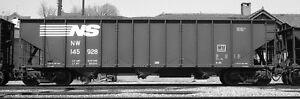 Norfolk Southern H-49 & H-50 Coal Hopper Decals HO160