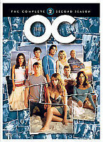 The O.C. - Series 2 - Complete (DVD, 2005, 6-Disc Set, Box Set)