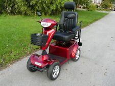 Seniorenmobil / Krankenfahrstuhl / Elektromobil 15 Km/h ,,Sprinter