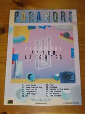 PARAMORE - After Laughter - Laminated Promotional  Poster