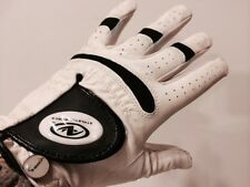 YOUTH GOLF GLOVE, White LH, by Athletic Works