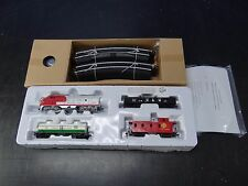 Bachmann HO Scale Red Rock Express Diesel Train Set 00678 E-Z Track