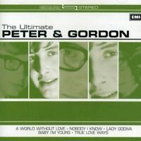 Peter and Gordon The Ultimate CD NEW